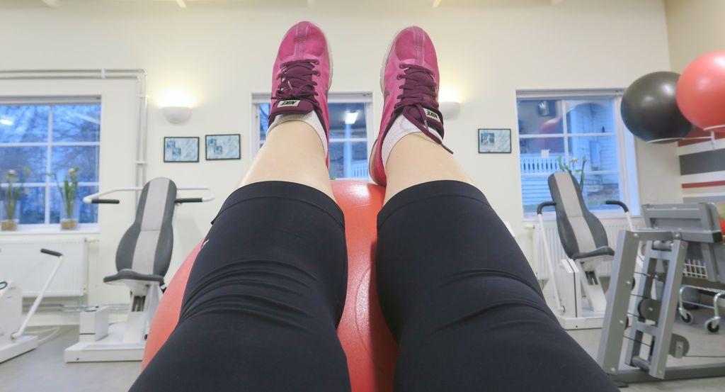 Resumé från en vecka på rehab