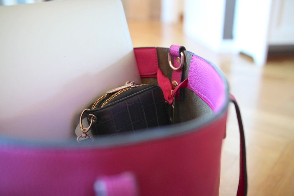 Vad har du i din väska?