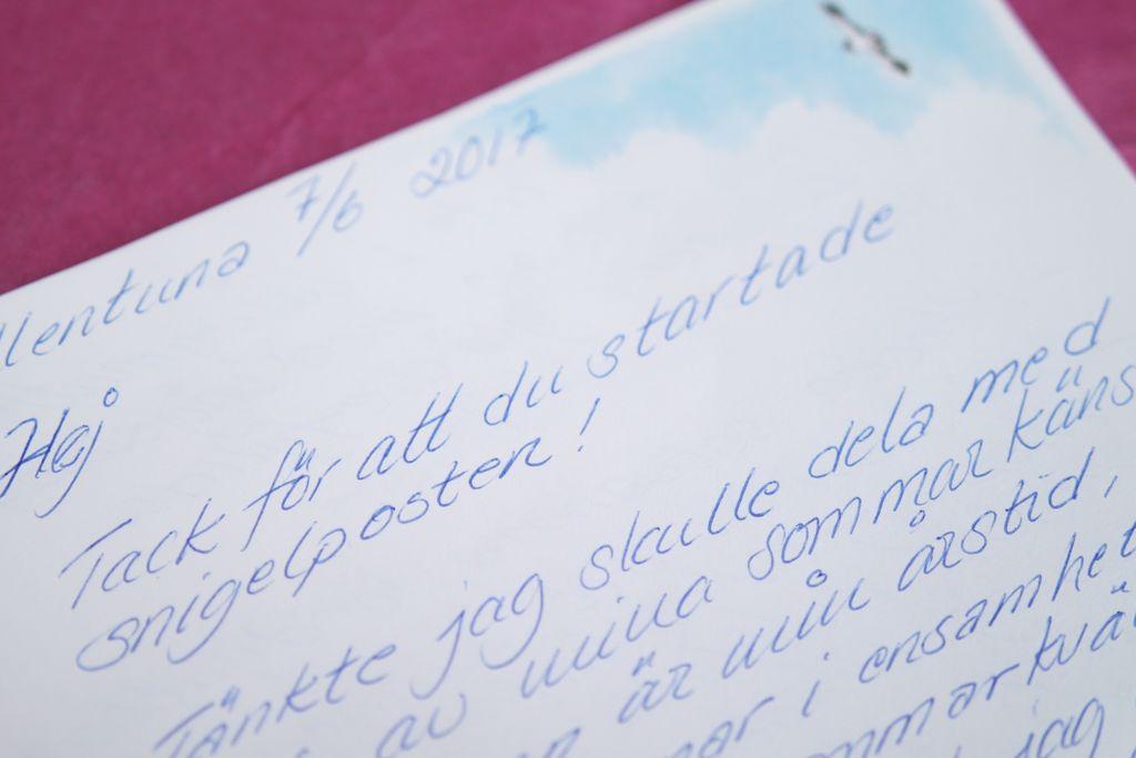 4 fördelar med att skriva handskrivna brev