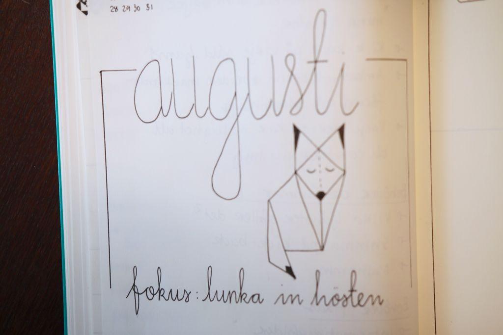 Juli, månaden som försvann