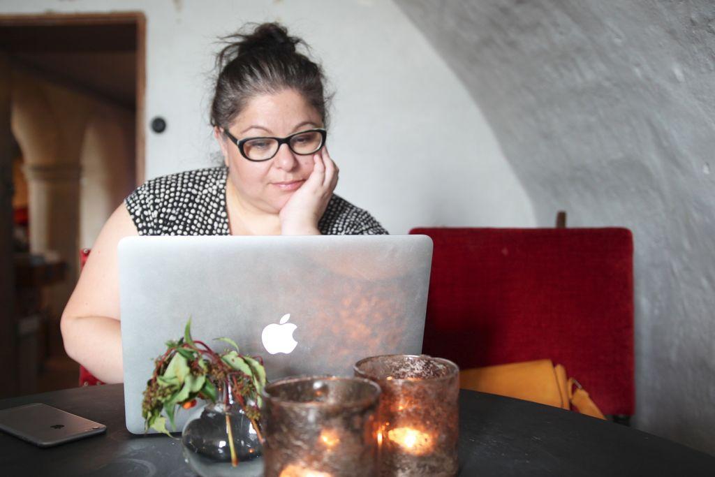 Bloggkalas hela dagen lång.