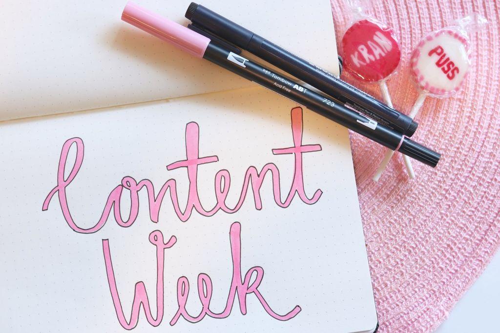 Content Week