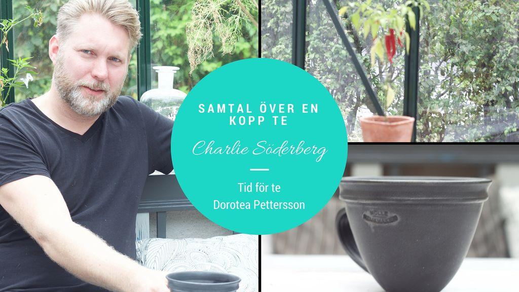 Samtal över en kopp te: Alfapetmodellen med Charlie Söderberg
