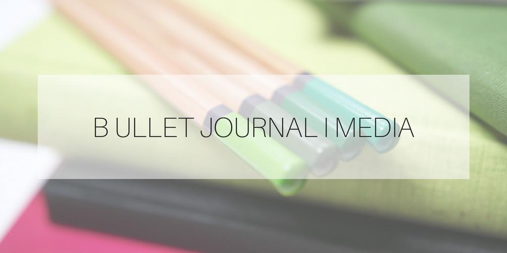 Bullet Journal i media