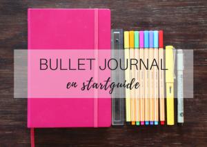 En startguide till din Bullet Journal