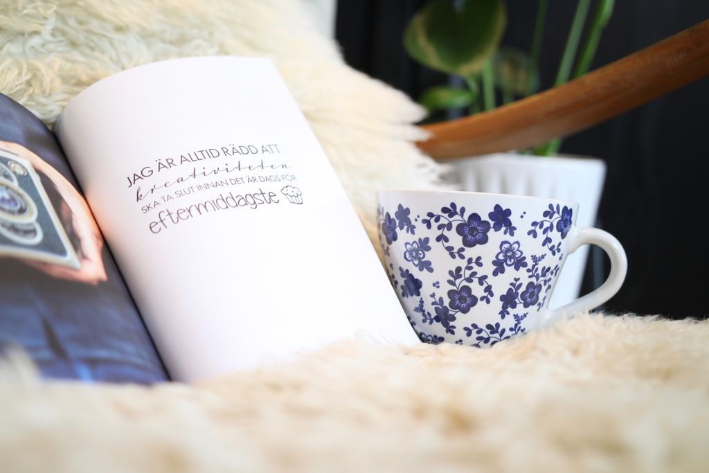 Tid för te, en riktig feelgood-bok