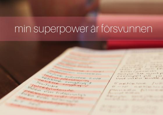 tidscoachens superpower