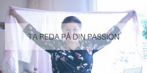 Ta reda på din passion
