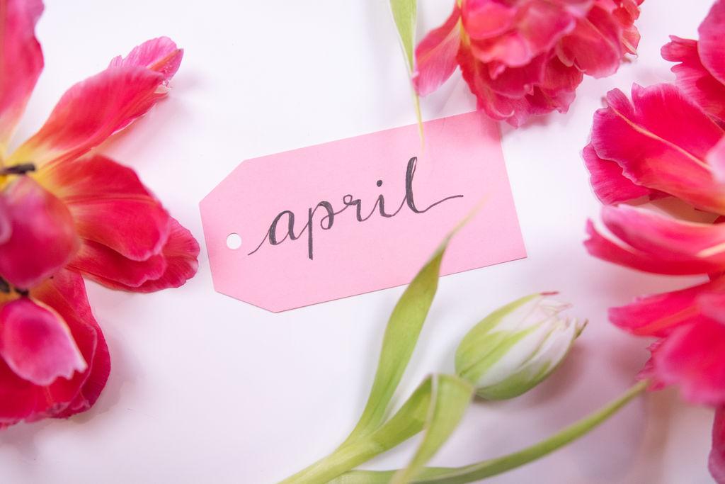 April, april…du är bäst