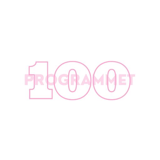 100-programmet - ett medlemsprogram